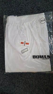 Competition Bowls Trousers