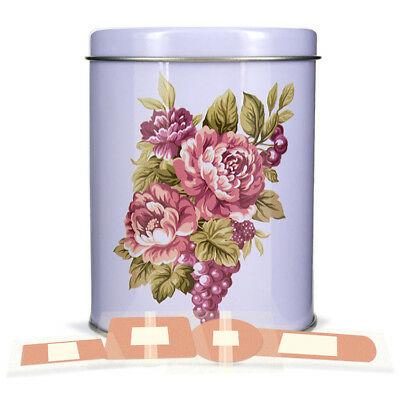 Wellys Plaster Tin with 100 Plasters