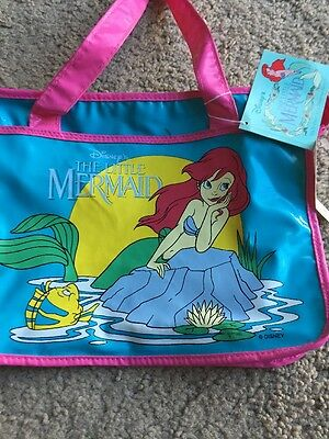 Disney's The Little Mermaid tote bag (from 1989) NWT