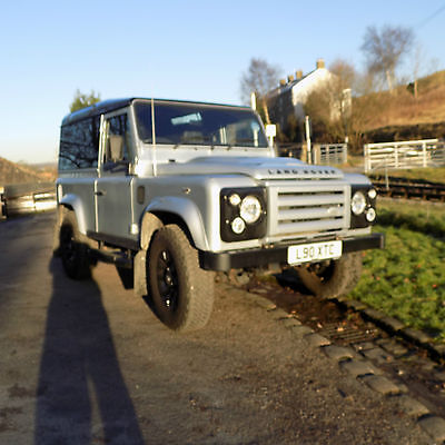 Landrover Defender 90 X Tech Ltd Ed. Very low mileage and tastefully upgraded