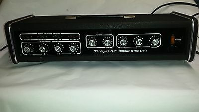 Traynor Voicemate reverb YVM-3 and two spekers