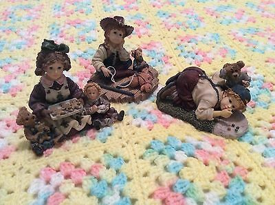 Yesterdays' Child The Dollstone Collection Set Of Three