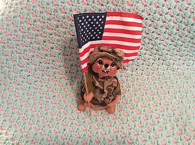 Annalee Soldier Army Mouse