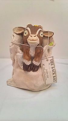 Gordon Goat The Sack Race By L'Artista Collectable Limited Edition