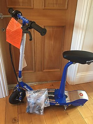 Razor E100s Electric Scooter With Removable Seat New No Box