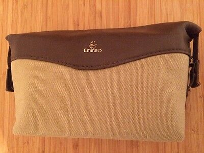 Emirates Amenity Wash Bag - Business Class Boeing 777 Airbus A380