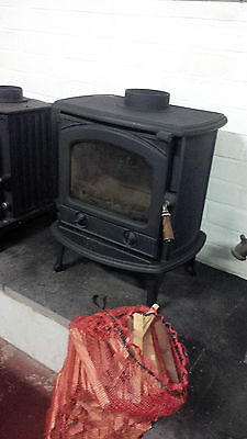 Auckland 6kw Defra Wood Burning Stove