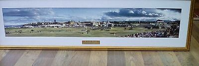 St. Andrews Open 124th Open Championship Panoramic Photograph