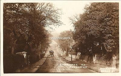 Old Real Photo Postcard by Mower & Co Charlotte Rd Edgbaston Birmingham 1928
