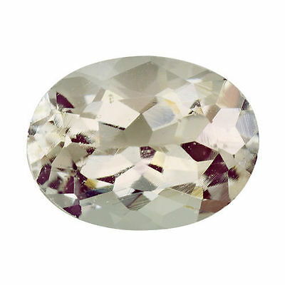 1.235Cts Gorgeous Amazing Soft Pink Natural Morganite Oval Loose Gemstones