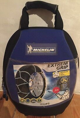 Chaine Neige - Michelin - Extrem Grip - N 69
