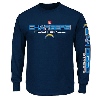 San Diego Chargers NFL Long Sleeve T-shirt