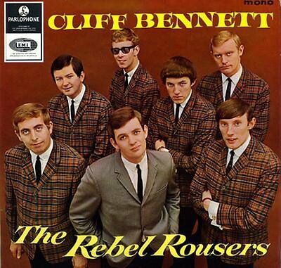 Cliff Bennett And The Rebel Rousers Parlophone Pmc1242 Y/b  Original Label Nm/nm