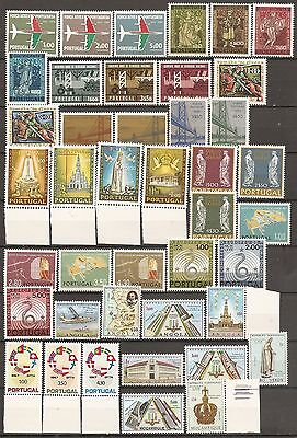 PORTUGAL & COLONIES 1960s UNMOUNTED MINT COLLECTION OF SETS/ISSUES [Q120]