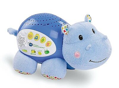 VTech Baby Lil Critters Soothing Starlight Hippo