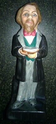 ROYAL DOULTON Charles Dickens Miniature Figure Special Commision (Rare)