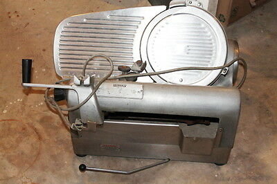 Hobart Model 1712 Automatic Commercial Slicer Cheese Meat Deli Restaurant Works