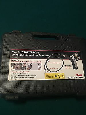 Whistler IC-3409PX Wireless Inspection Camera Kit