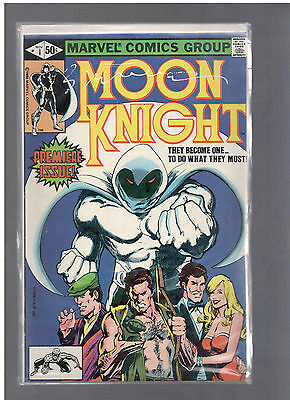Moon Knight 1-38 +Special 1,2,3+One Shot Complete Set Lot 42 Signed Sienkiewicz