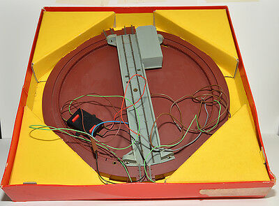Triang Tt  Boxed Electrically Operated Turntable
