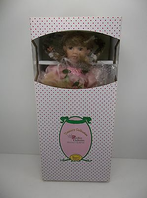 """Paradise Galleries """"Hazelyn"""", Porcelain Doll Treasury Collection MINT CONDITION"""