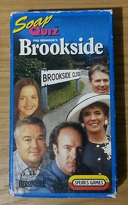 Spears Games Brookside Soap Quiz Card Game
