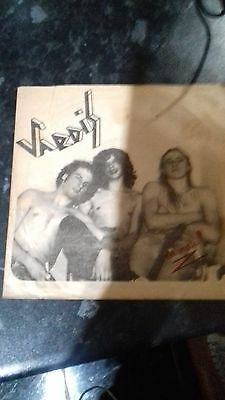 Vardis / 100 Mph / Rare / Sleeve Only   (  No Record )