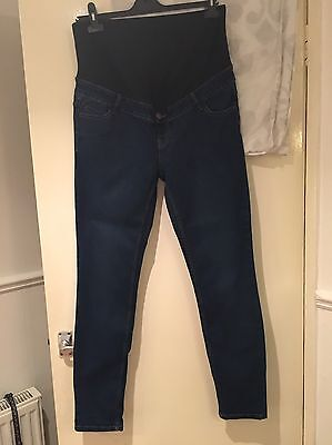 New Look Over The Bump Maternity Jeans