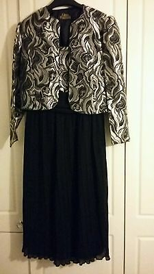 wedding outfit 2piece size 16