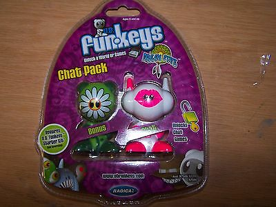 Chat Pack of 2 UB Funkeys DREAM STATE Gabby & Sprout FACTORY SEALED BRAND NEW