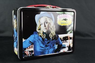 "Rare Madonna ""Music"" NECA Lunch Box with New Thermos"