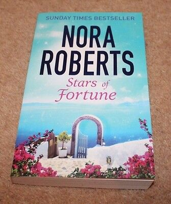 Nora Roberts Paperback Book - Stars Of Fortune