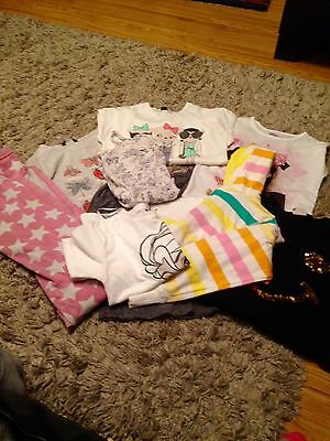 Girls Clothing Bundle Age 8-10 Years, Zara, Tommy Hilfiger Excellent Condition