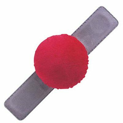 Clover one-touch wrist pin cushion red 23-065