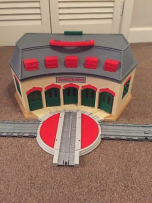 Thomas the Tank Engine Tidmouth Sheds With Sounds