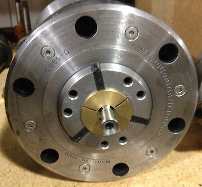 Microcentric CB-65D Collet Chuck with L250 Collet