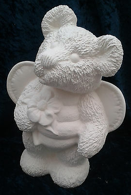 Paint Your Own Ceramic Bisque - Bumble  Bear