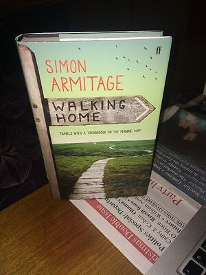 Walking Home: Travels with a Troubadour on the Pennine Way by Sue Roberts, Simo…