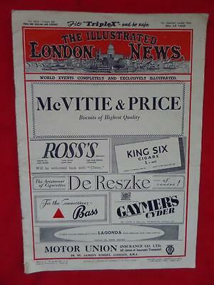 The Illustrated London News 19th April 1945 - VE Day Celebrations - WW2