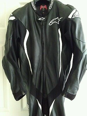 Alpinestars GP Tech.  One Piece Kangaroo  Race Suit   UK size 46