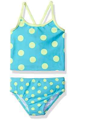 NEW NWT The Children's Place Baby Girls' Dot Print Tankini 3T Swimming Suit CUTE