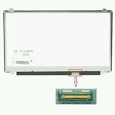 "B156XTN03.2 AUO LCD Display Pantalla Portatil 15.6"" HD 1366x768 LED 40pin screen"