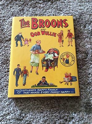 The Broons And Our Wullie Book