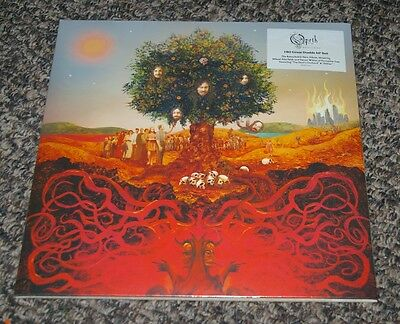 """Opeth - Heritage - 12"""" Vinyl 2 Lp - New And Sealed"""