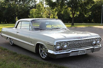 1963 Chevrolet Impala sport coupe 1963 impala Sport Coupe Air ride lowrider lowrod Classic chevy chevrolet