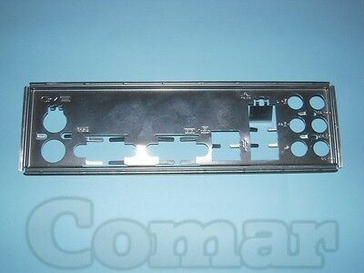Msi 740Gtm-P25 Ms-7302 1.3 Mascherina Posteriore Back Panel I/o Shield