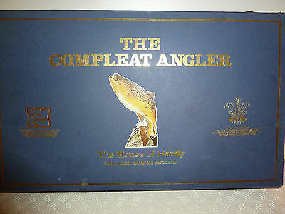 Hardy Compleat Angler Trout Fishing Rod Limited Edition Set