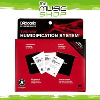 New Planet Waves Two Way Guitar Humidification System - HPK-01 Humidity Control