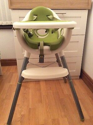 Mamas and Papas Juice 2 in 1 Highchair to Junior Chair