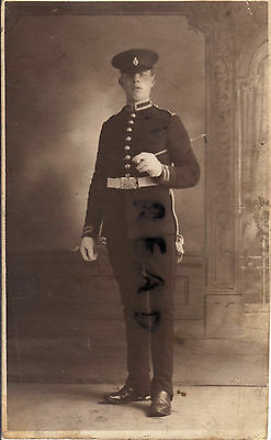 Soldier Pte Royal Horse Guards in Full Dress British Cavalry